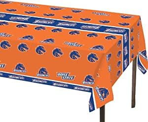 Creative Converting Boise State Broncos Plastic Banquet Table Cover