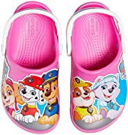 Crocs 兒童 Paw Patrol 洞鞋   兒童一腳蹬水鞋,適合幼兒、男孩、女孩