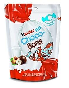 Kinder 健达  Choco Bons Milk Chocolate  104克(12包)