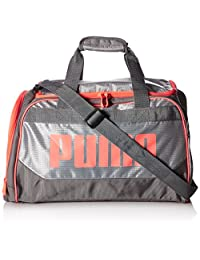 PUMA PUMA evercat dispatch 女式 duffel 配件 Gray/Coral One Size