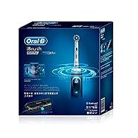 Oral-B 欧乐B iBrush9000 Plus 3D声波蓝牙智能电动牙刷 黑色 国行版