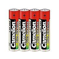 Camelion LR 03 AAA Micro Plus 碱性电池(4 件装)(收缩包装)