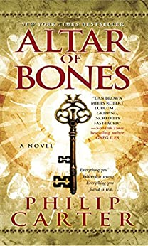 """Altar of Bones (English Edition)"",作者:[Carter, Philip]"