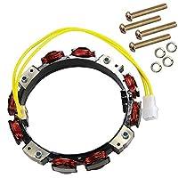 HuthBrother 592830 交流发电机充电线圈兼容 696458 691064 393295 发动机 适合 GT235 LT166 V-Twin