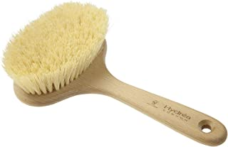 Hydrea London Dry Skin Body Brush with Extra Long Cactus Bristles wsh3s - 40