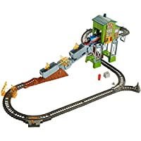 Thomas & Friends Fisher-Price TrackMaster,Fiery 救援套装