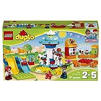 LEGO 乐高  拼插类 玩具  DUPLO 得宝系列 家庭游乐园 10841 2-5岁 婴幼