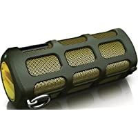 Philips 飞利浦 Shoqbox SB7220发烧级HIFI便携式蓝牙音箱 户外运动防水音响 防跌感应操控 免提通话 黑色