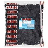 Haribo Pontefract Cakes Liquorice, 3 kg