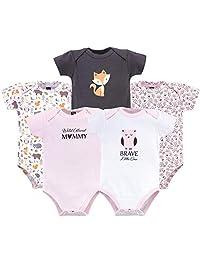 Hudson 婴儿中性款婴儿棉质连体衣