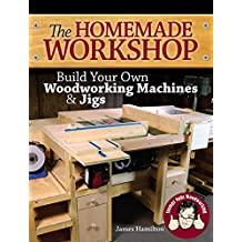 The Homemade Workshop: Build Your Own Woodworking Machines and Jigs (English Edition)