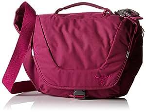 Osprey 女式 翻盖吉尔女款迷你速递背包 FlapJill Mini 9 紫色 均码 单肩背包 斜跨单肩随行包单日出行背包(两种LOGO随机发)【城市系列】