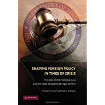Shaping Foreign Policy in Times of Crisis (English Edition)