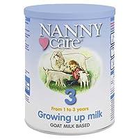 Nannycare纳尼凯尔婴幼儿Goat Milk 400克
