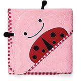 美国Skip Hop可爱动物园连帽浴巾-甲虫SH235250