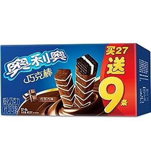 奥利奥巧克棒27+9促销装巧克力味