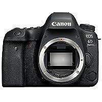 Canon佳能 EOS 6D Mark II单反数码相机 全画幅高端单反相机 6D升级款二代 (单机身)