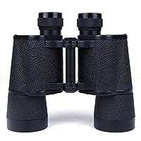 YKING 毅威 63式 15x50双筒望远镜 高倍超清 充氮防水 抗摔防震 坐标测距 微光夜视 3304全金属高档望远镜 收藏 礼品 含牛皮盒包装