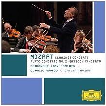 进口CD:阿巴多:莫扎特三大吹管协奏曲(CD)