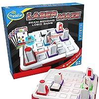 Thinkfun 激光迷宫(1类)逻辑游戏和STEM玩具,适用于8岁以上男孩和女孩