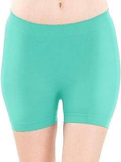MOPAS 基本款纯色骑行短氨纶瑜伽打底裤 12 英寸