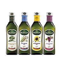 Olitalia 奥尼全家福混合植物油礼盒500ml*4(意大利进口)