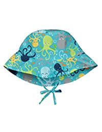 i play. Bucket Sun Protection Hat | All-day sun protection for head, neck, eyes | Adjustable size, UPF 50+ protection, Quick-dry, Comfortable wicking liner