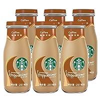 Starbucks 星巴克 星冰乐原味咖啡饮料 瓶装 281ml*6