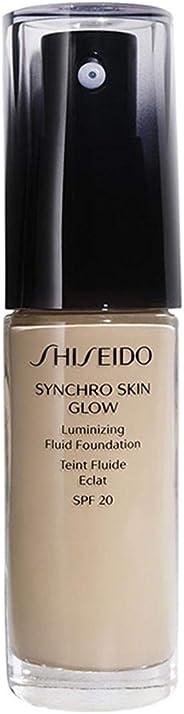 Shiseido 资生堂 Synchro Skin Glow光泽版粉底液,30克