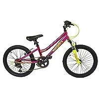 Muddyfox Quest 儿童自行车紫色 - 紫色 - 英国尺码 1-1