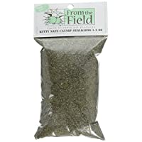 From The Field Catnip Kitty Safe Stalkless 浴缸 1.5 Oz Bag