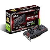ASUS EX-GTX1060-6G 6 GB Expedition GeForce GTX 1060 GDDR5 PCI Express 显卡 - 黑色