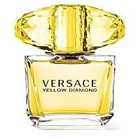 [Versace] Yellow Diamond Gift Set - 50 ml EDT 喷雾 + 50 ml Body Lotion + 50 ml Shower Gel
