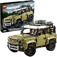 Lego樂高 Technic系列 Land Rover Defender 42110
