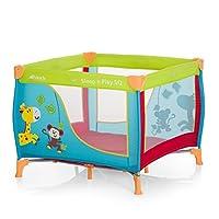 Hauck 606230 Sleep N Play SQ Pooh Ready to Play 儿童游戏围栏 Jungle Fun Bunt