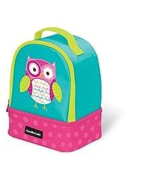 儿童 LUNCHBOX–保温儿童午餐袋–PVC ,乙烯基,不含 BPA 。