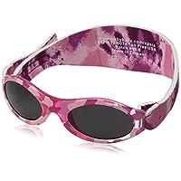baby banz 儿童防紫外线太阳镜探索系列 粉红迷彩2-5岁