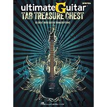 Ultimate Guitar Tab Treasure Chest (Songbook): 50 Great Rock Guitar Transcriptions (English Edition)
