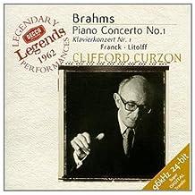 进口CD:勃拉姆斯:第1钢琴奏鸣曲(CD)4663762