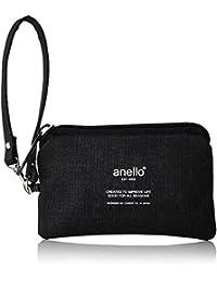 [anello] 紧身长 高*混色聚酯纤维 带卷筒衬垫 AU-H1159