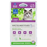 Demavic Pipettes Insectifuge Cat + 2 kg