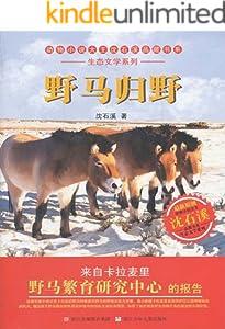 动物小说大王沈石溪品藏书系·生态文学系列:野马归野 (动物小说大王沈石溪·品藏书系)