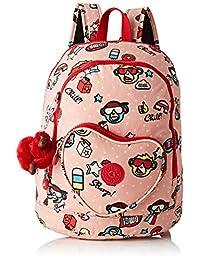 Kipling 凯浦林 爱心背包儿童背包,32厘米,9升,多种颜色