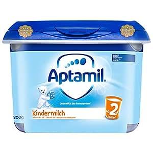 (跨境自营)(包税) Aptamil 德国爱他美 安心罐儿童配方奶粉2+段 800g(两周岁及以上)