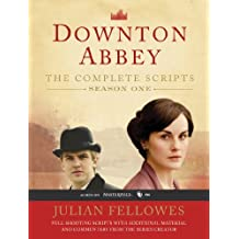 Downton Abbey Script Book Season 1 (English Edition)