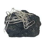 Lodestone 回形针夹 - 自然磁石