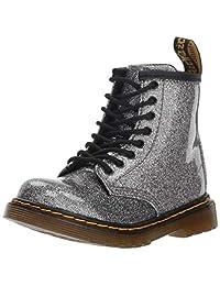 Dr. Martens 马丁大夫 儿童系列 女童 1460 Patent Glitter 靴子