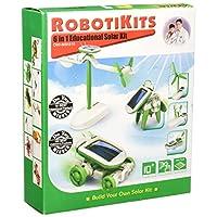 OWI 6 合 1 益智的太阳能玩具