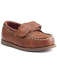 Carter's 幼儿/小男孩 Noah 船鞋