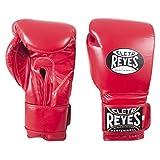 Cleto Reyes 魔术贴拳击手套红色